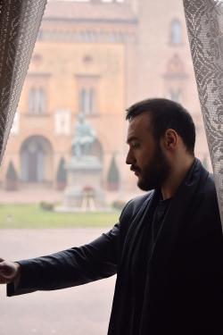 George Andguladze Portrait Sala Barezzi