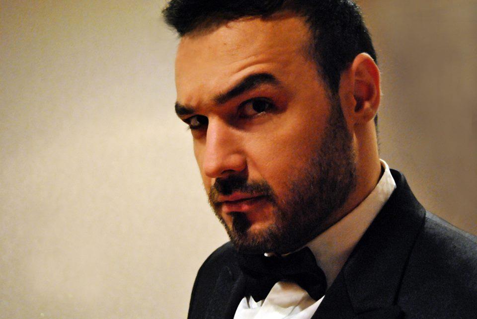 George Andguladze Portrait Montecarlo